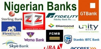 List of Commercial Banks in Nigeria and Their Managing Directors