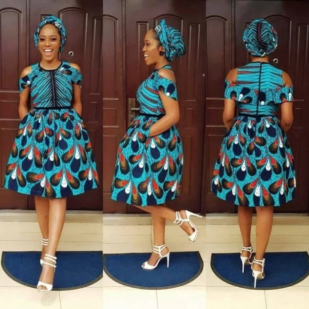 21 Latest Ankara Styles For Wedding Nigeria 2018 Reviewcious