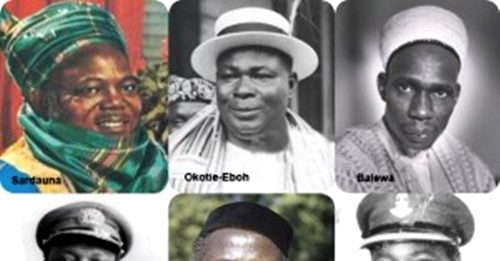 The First Military Coup in Nigeria