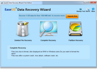 file recovery tool