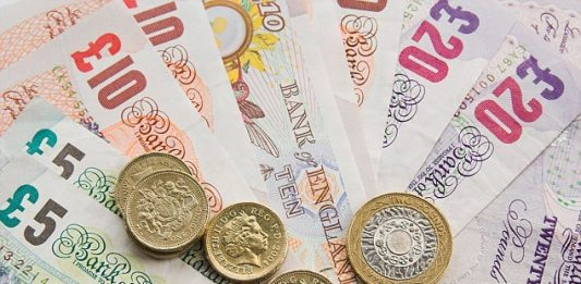 pounds to naira exchange rate